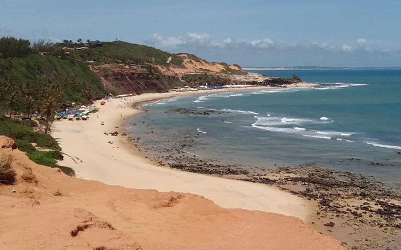 Praia das Cancelas - Chapadão